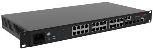 Коммутатор Qtech QSW-2850-28T-AC управляемый 24 порта 10/100Mbps
