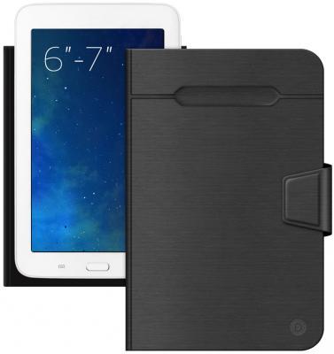 Чехол Deppa для планшетов 6''-7'' черный 87025