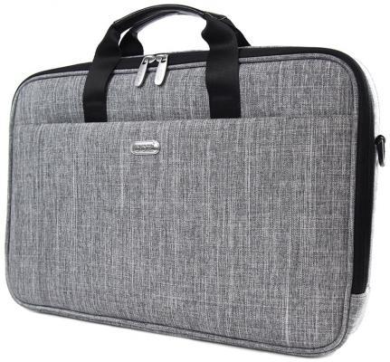 "все цены на Сумка для ноутбука 15"" Cozistyle Urban Brief case slim серый CPUBCS004"