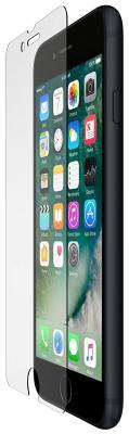 Защитное стекло прозрачная Belkin ScreenForce Flex Glass для iPhone 7 0.2 мм F8W766vf