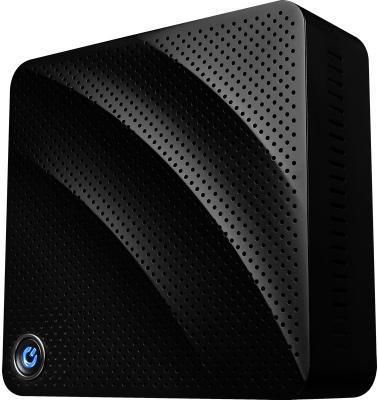 Неттоп MSI Cubi N-054XRU Intel Celeron-N3060 4Gb 500Gb Intel HD Graphics 400 Без ОС черный 9S6-B12011-054