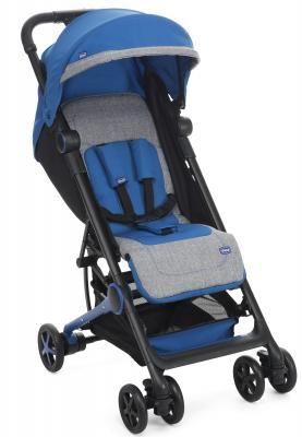 Прогулочная коляска Chicco Miinimo (power blue) коляска прогулочная chicco active3 цвет grey
