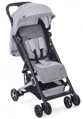 Прогулочная коляска Chicco Miinimo (silver) коляска прогулочная chicco active3 цвет grey