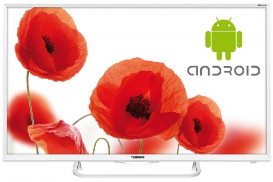 Телевизор Telefunken TF-LED32S58T2S белый