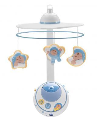 Подвеска-мобиль Chicco Волшебные звезды (голубая) chicco мобиль волшебные звезды голубой с д у chicco