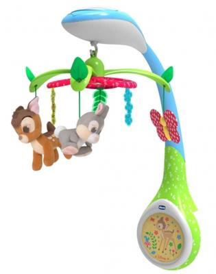 Игрушка-проектор для кроватки Chicco Бэмби игрушка для ванной chicco 100004