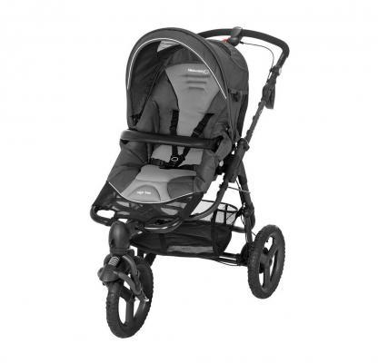 Прогулочная коляска Bebe Confort High Trek (concrete grey) автокресло bebe confort pebble concrete grey