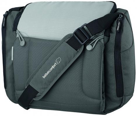Сумка на коляску Bebe Confort Original Bag (concrete grey) bebe confort пустышки латексные classic dummies 6 12 мес 2 шт