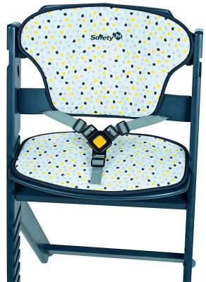 Стульчик для кормления Safety 1st Timba with Tray and Cushion (grey patches)