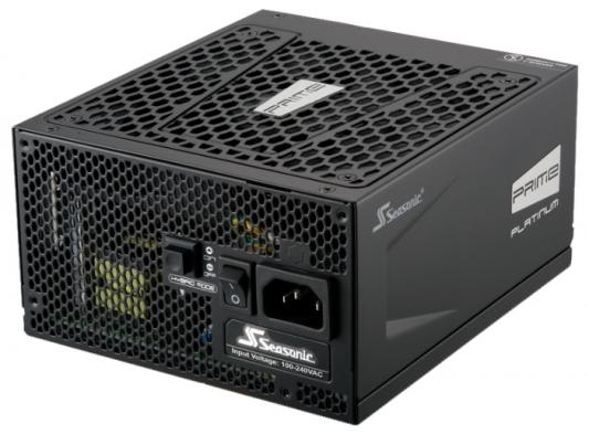 БП ATX 650 Вт Seasonic Prime Platinum SSR-650PD блок питания seasonic atx 650w prime ultra titanium