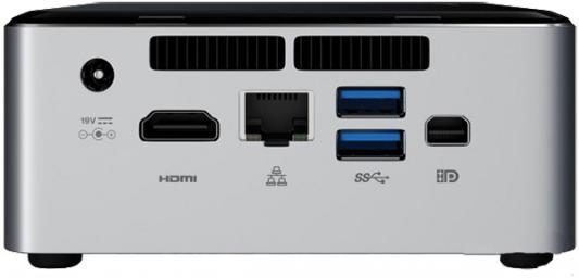 Платформа Intel NUC Original BOXNUC7i3BNHX1 2xDDR4