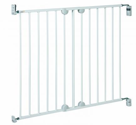 Ворота безопасности 63-102см Safety 1st Wall Fix Extending Metal (белый)