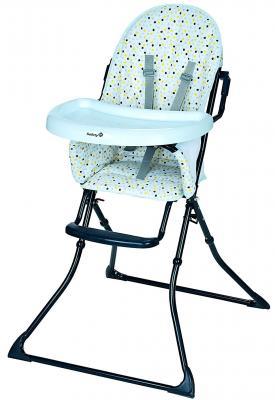 Стульчик для кормления Safety 1st Kanji (grey patches) safety 1st safety 1st стульчик для кормления timba with tray and cushion grey patches серый