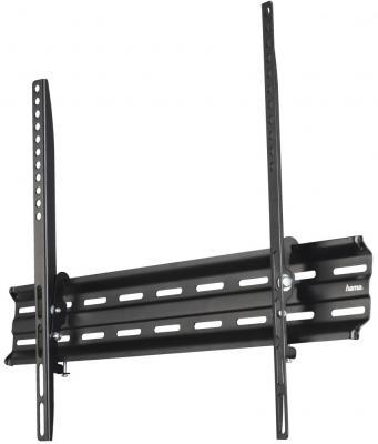 Кронштейн HAMA H-118108 черный для ЖК ТВ до 32-75 настенный фиксированный до 40кг кронштейн для телевизора hama h 118630