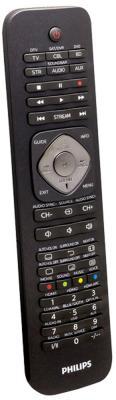 Пульт ДУ Philips SRP5016/10 универсальный черный