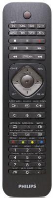 Пульт ДУ Philips SRP5018/10 универсальный черный