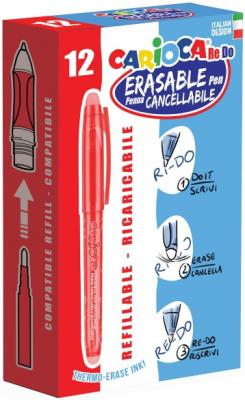 Ручка со стираемыми термочувствительными чернилами стираемая CARIOCA RE-DO 43238/03-1 0.7 мм
