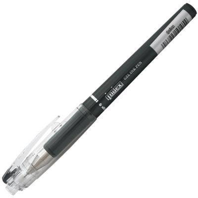 """Гелевая ручка Index """"Bigwig"""" черный 0.5 мм IGP114/BK"""