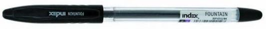 "Гелевая ручка Index ""Fountain"" черный 0.5 мм IGP1012/BK"