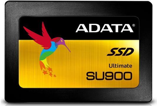 Твердотельный накопитель SSD 2.5 128Gb A-Data Ultimate SU900 Read 560Mb/s Write 500Mb/s SATAIII ASU900SS-128GM-C твердотельный накопитель ssd m 2 64gb transcend mts600 read 560mb s write 310mb s sataiii ts64gmts600