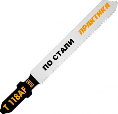 Лобзиковая пилка Практика T118AF BIM 2шт 034-595