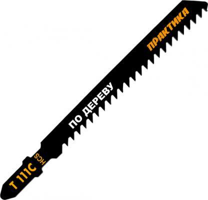 Лобзиковая пилка Практика T111C HCS 2шт 034-465