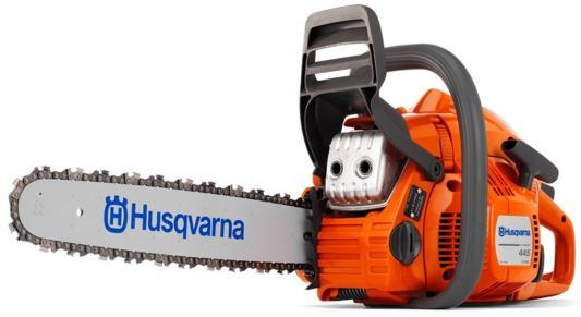Бензопила Husqvarna 445E-15 2100Вт бензопила husqvarna 450e 15 2400вт