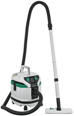 Промышленный пылесос Hitachi RP150YB сухая влажная уборка белый