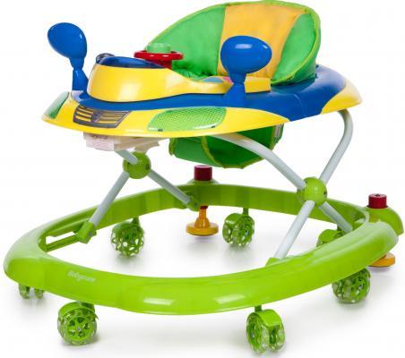 Ходунки Baby Care Prix (green)