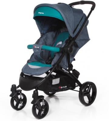 Прогулочная коляска Baby Care Seville (blue 17) прогулочная коляска baby care voyager red 17