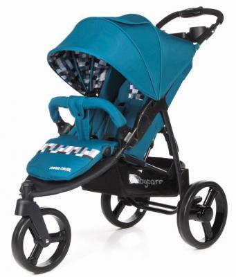 Прогулочная коляска Baby Care Jogger Cruze (blue 17) прогулочная коляска baby care voyager grey 17