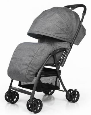 Коляска прогулочная Jetem Uno (grey 17) jetem прогулочная коляска uno jetem фиолетовый