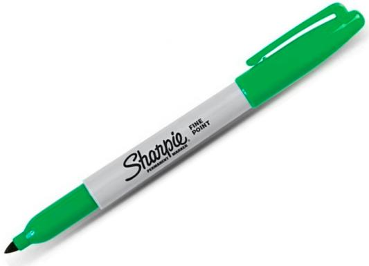 Маркер перманентный Paper Mate SHARPIE FINE PM-S0810960 1 мм зеленый