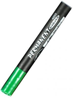 Маркер перманентный Koh-i-Noor KIN 2.5 мм зеленый 4005/1З koh i noor маркер для доски цвет красный