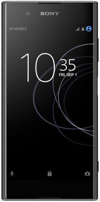 Смартфон SONY Xperia XA1 Dual 32 Гб черный G3112Blk смартфон sony xperia xa1 ultra dual 32 гб белый g3212white
