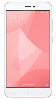Смартфон Xiaomi Redmi 4X розовый 5 16 Гб 3G Wi-Fi GPS LTE REDMI4XPK16GB смартфон meizu m5 note серебристый 5 5 32 гб lte wi fi gps 3g