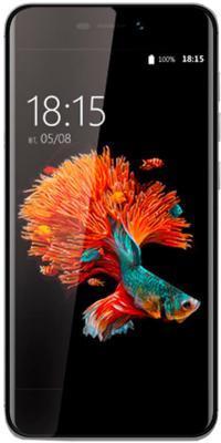 Смартфон BQ BQ-5037 Strike Power 4G черный 5 8 Гб LTE Wi-Fi GPS смартфон bq 5037 strike power золотой