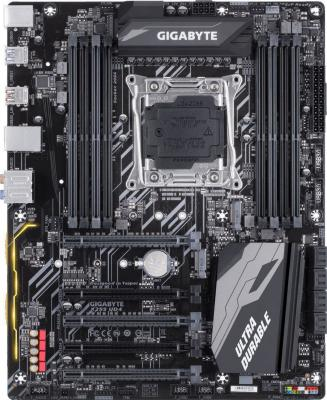 Материнская плата GigaByte X299 UD4 Socket 2066 X299 8xDDR4 5xPCI-E 16x 8 ATX Retail