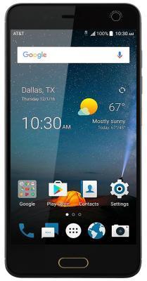 Смартфон ZTE Blade V8 черный 5.2 64 Гб LTE Wi-Fi GPS 3G BLADEV8BLACK смартфон zte blade a476 белый 5 8 гб lte wi fi gps 3g