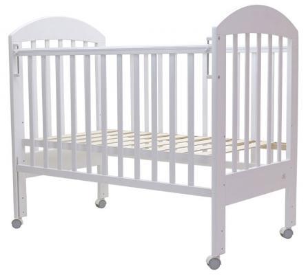 Кроватка Топотушки Дарина-1 (арт. 33/белый)