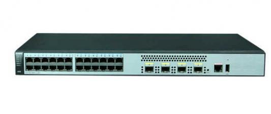 Коммутатор Huawei S5720S-28X-PWR-LI-AC 24 порта 10/100/1000Mbps 4xSFP 98010597 коммутатор huawei s5720 36c ei ac 24 порта 10 100 1000mbps 4xsfp 02359562