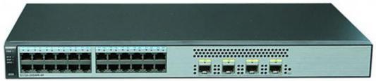 Коммутатор Huawei S1720-28GWR-4P 24 порта 10/100/1000Mbps 4xSFP 98010580