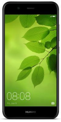 Смартфон Huawei Nova 2 черный 5 64 Гб LTE Wi-Fi GPS 3G 51091TNR PIC-LX9 смартфон asus zenfone 3 zoom ze553kl серебристый 5 5 64 гб lte wi fi gps 3g 90az01h1 m00770