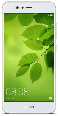 Смартфон Huawei Nova 2 золотистый 5 64 Гб LTE Wi-Fi GPS 3G смартфон huawei nova can l11 розовое золото 5 32 гб lte wi fi gps 3g 51091akx