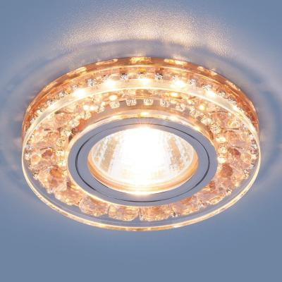 Встраиваемый светильник Elektrostandard 2192 MR16 GD шампань 4690389098857 selenga t40 2192
