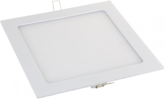 Встраиваемый светодиодный светильник Elektrostandard DLS003 18W 4200K 4690389081897 цена