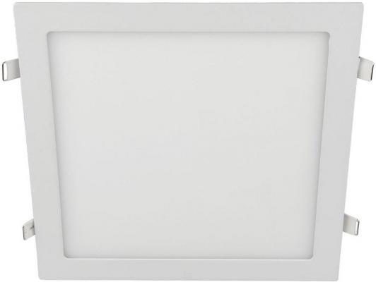 Встраиваемый светодиодный светильник Elektrostandard DLS003 24W 4200K 4690389081903 светильник dlr001 24w 4200k р±рµр с‹р wh elektrostandard