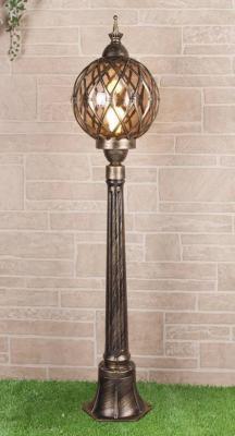 Уличный светильник Elektrostandard Sirius 4690389031526 садово парковый светильник sirius 4690389017407 elektrostandard 1183814