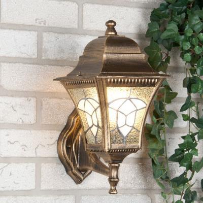 Уличный настенный светильник Elektrostandard Altair 4690389012167 уличный светильник elektrostandard altair f 3 черный