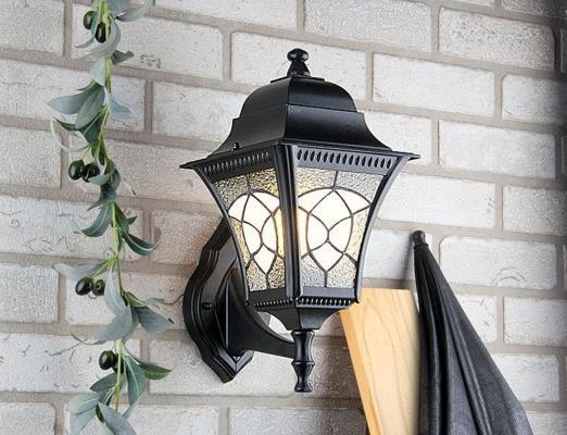 Уличный настенный светильник Elektrostandard Altair 4690389012174